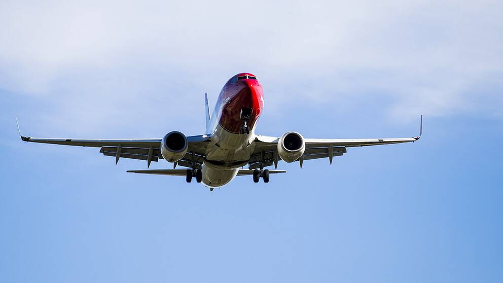 Flygen i tid efter systemstorning