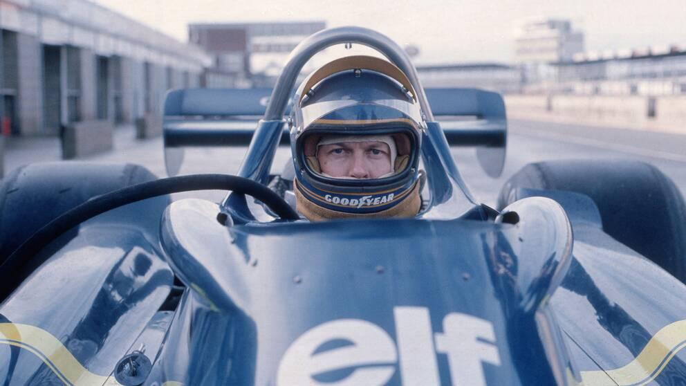 Racerföraren Ronnie Peterson