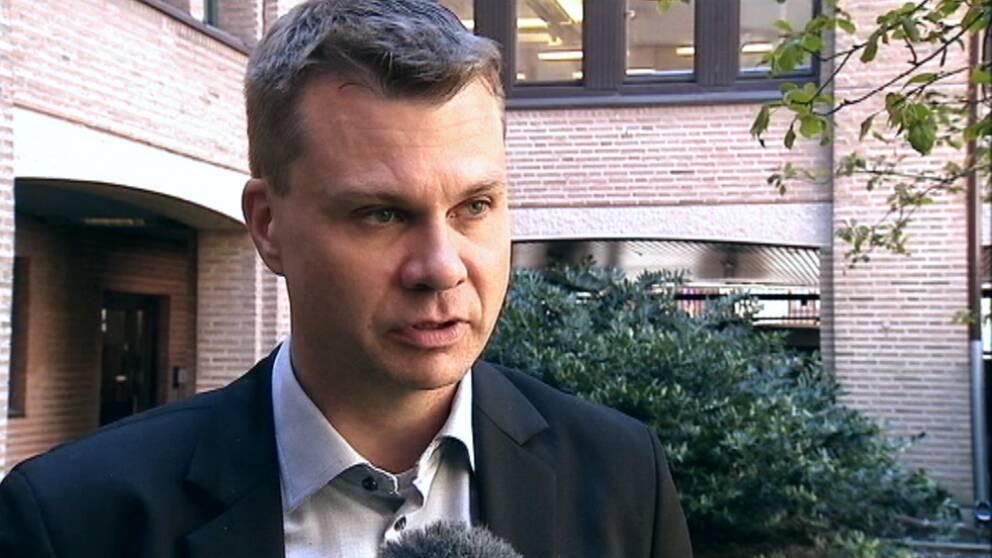 Kommunalrådet Ulf Olsson (S).