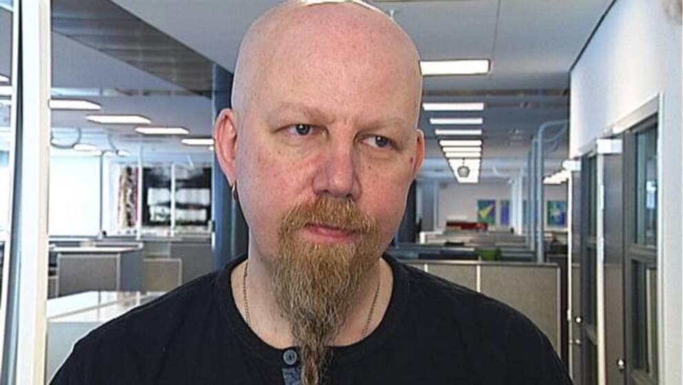 Ny chefredaktor pa folkbladet