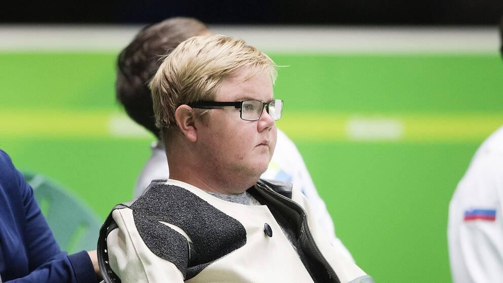 Jönssons nerver stod i vägen i finalen