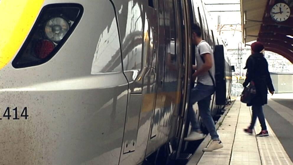 Västtrafik storsatsar på tågsidan och köper nu in 40 nya tåg.