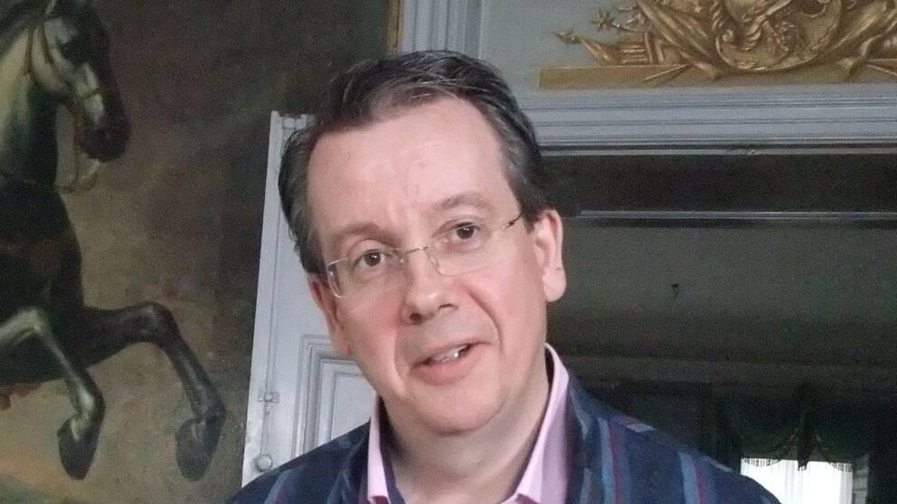 Richard Tellström, måltidsforskare