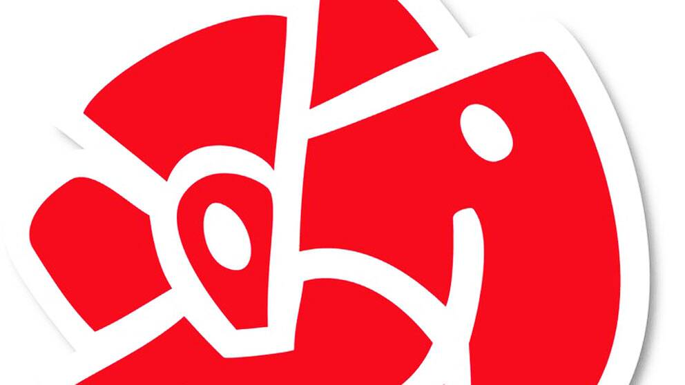 Socialdemokraternas logga.