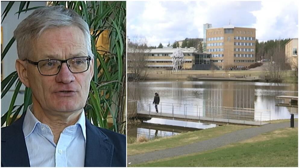 Umeåprofessor, Anders Lidström