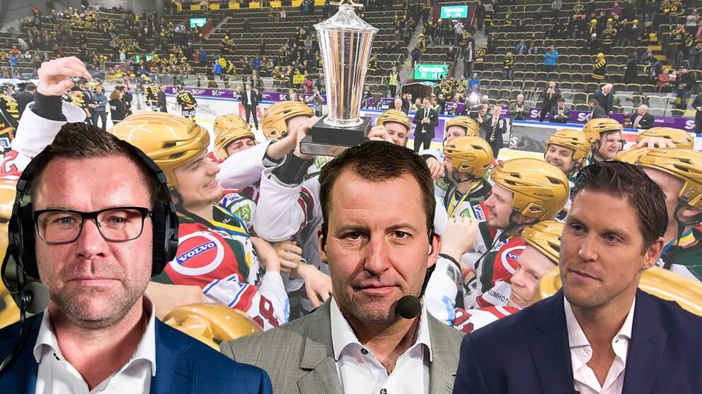 SVT s experter  Växjö guldfavorit inför SHL-premiären  3e0198870da35