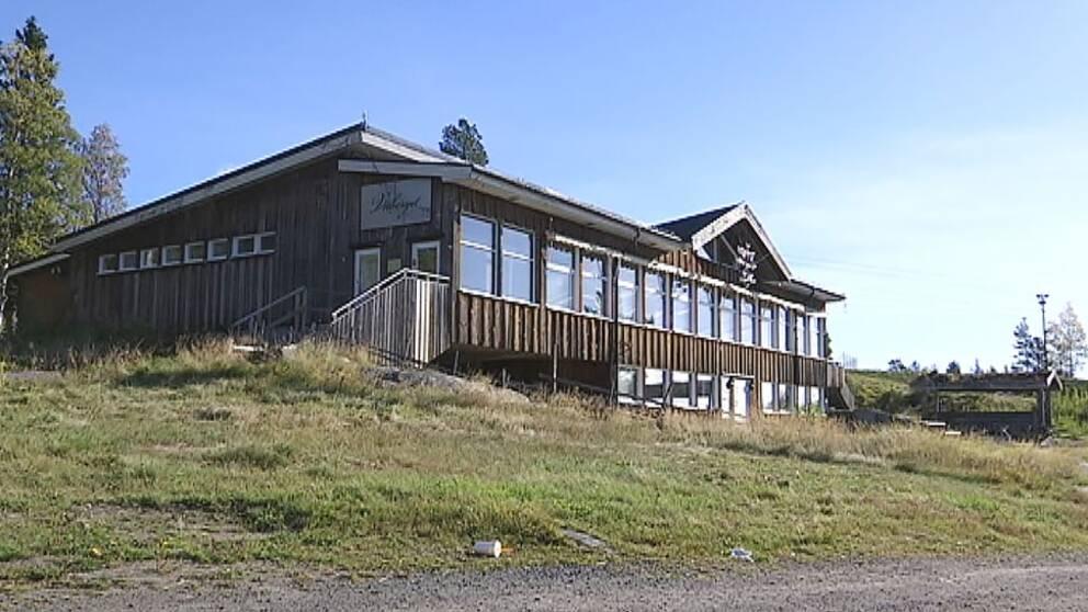 Vitbergsstugan i Skellefteå
