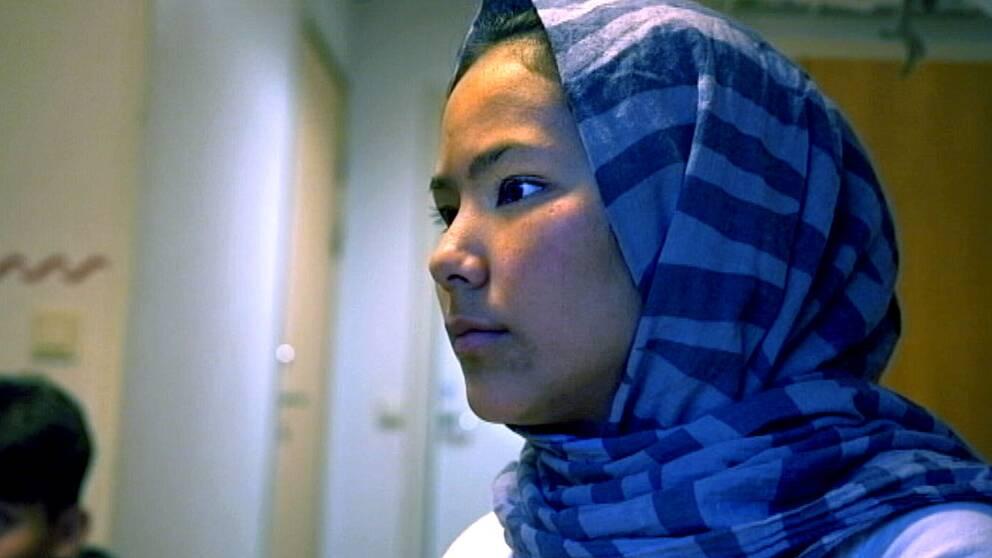 En bild på Farzana Meyhan.