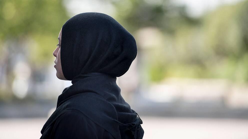 Förslag i Danmark: Slöjförbud i skolorna