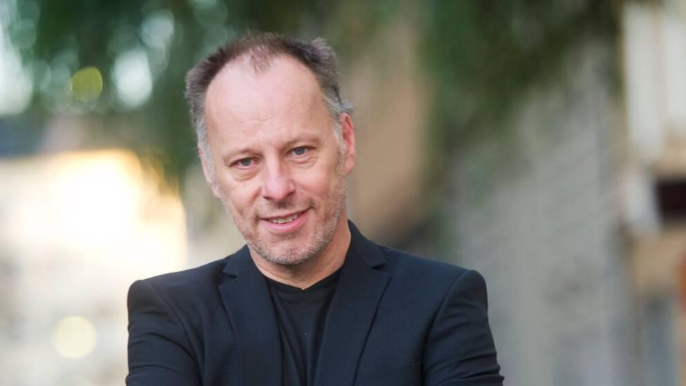 Journalisten och entreprenören Johan Ehrenberg.