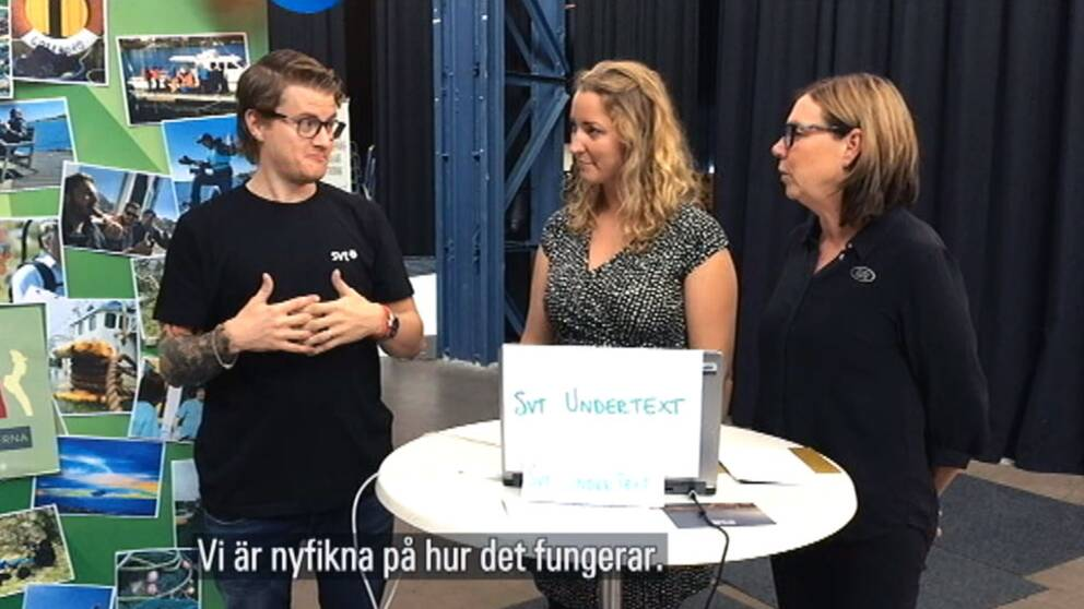 SVT Undertext