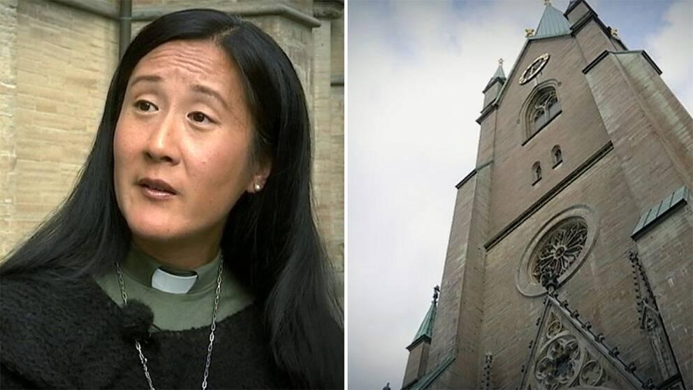 Anna Ramén, diakon i Linköping.