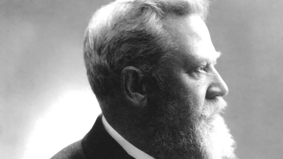 Företagets grundare Lars Magnus Ericsson (1846 – 1926)