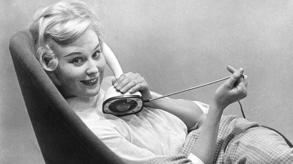 Ericofonen är mer känd som Cobratelefonen. Den svenska designklassiker tillverkades i olika versioner fram till 1982. Den första modellen visades upp 1956 och formgavs av industridesignern Ralph Lysell.
