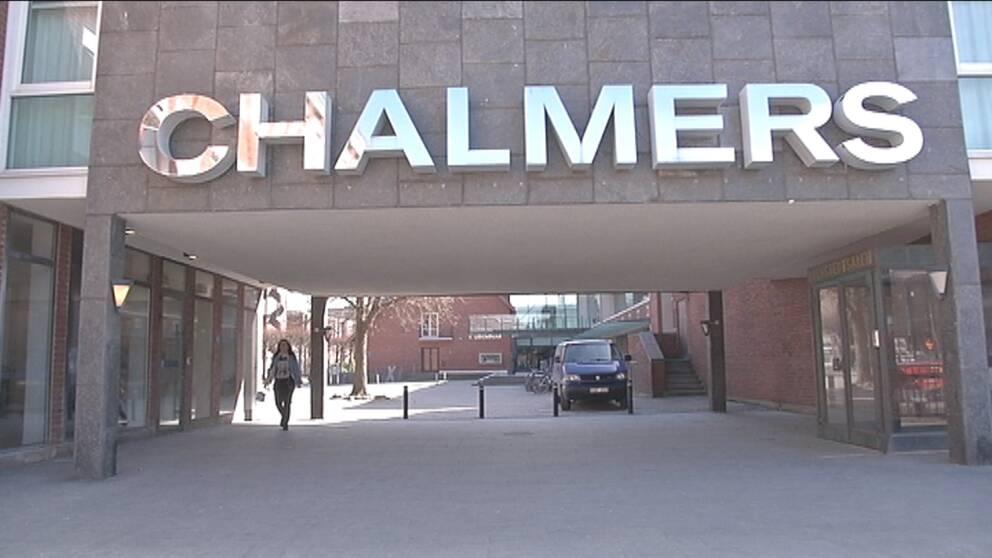 Chalmers entré