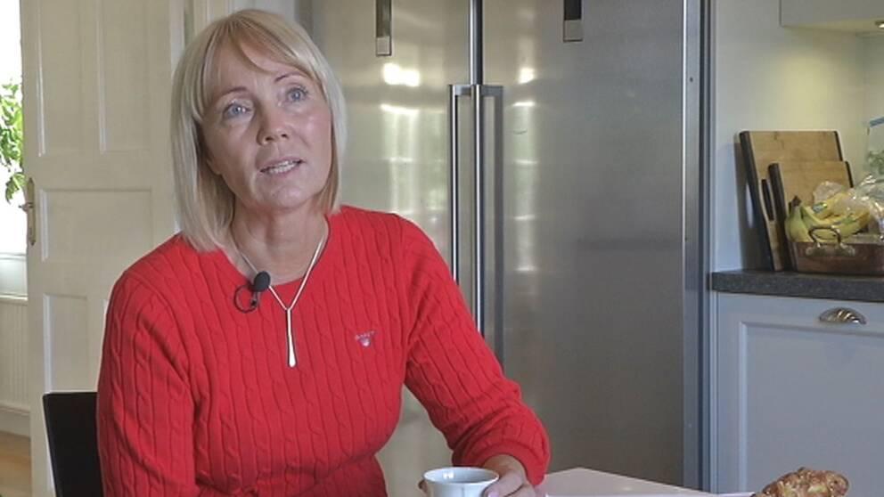 – När det har varit riktigt akuta grejer så måste man ju orka, men sen kommer det efteråt. Det är mycket ångest, depressioner och trötthet, framför allt, säger Kerstin Andersson.