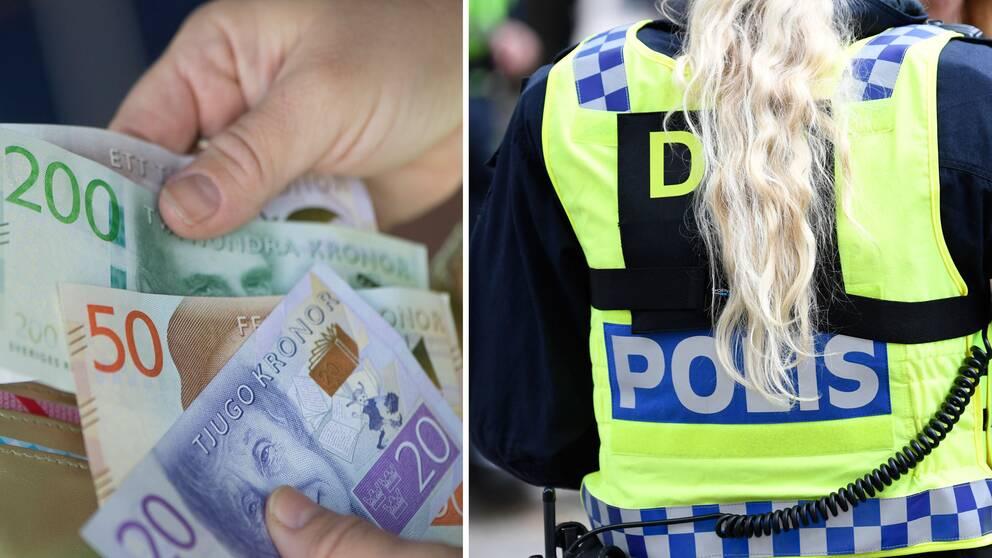 sedlar och polis