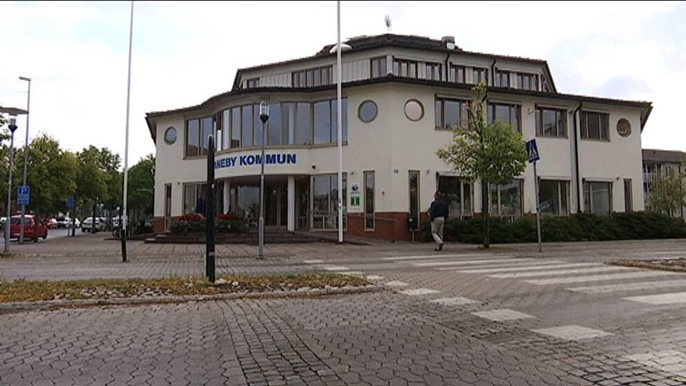 Kommunhuset i Aneby