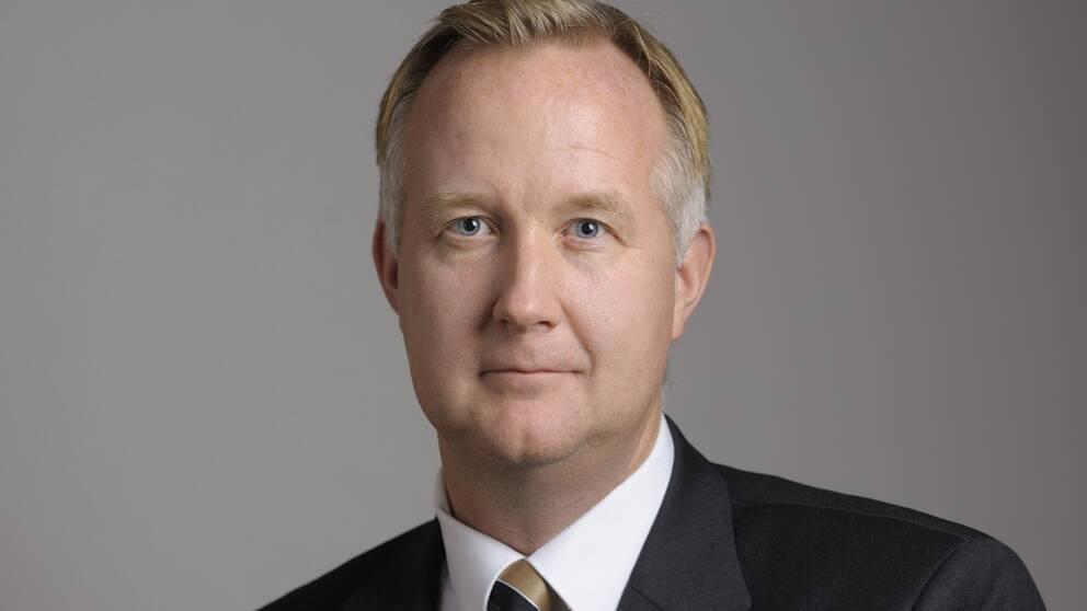 Folkpartiets rättspolitiske talesman Johan Pehrson.