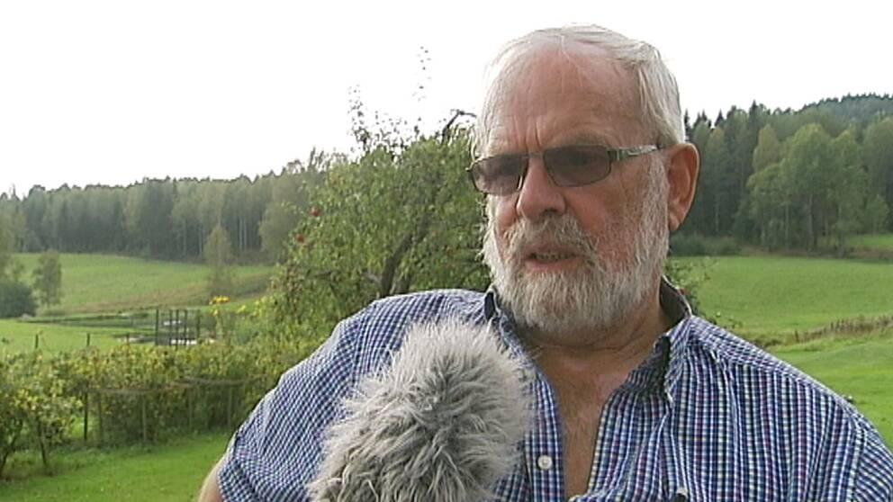 – Det är ett monopolitiskt landsbygdsfientligt system, säger Olle Grahn.