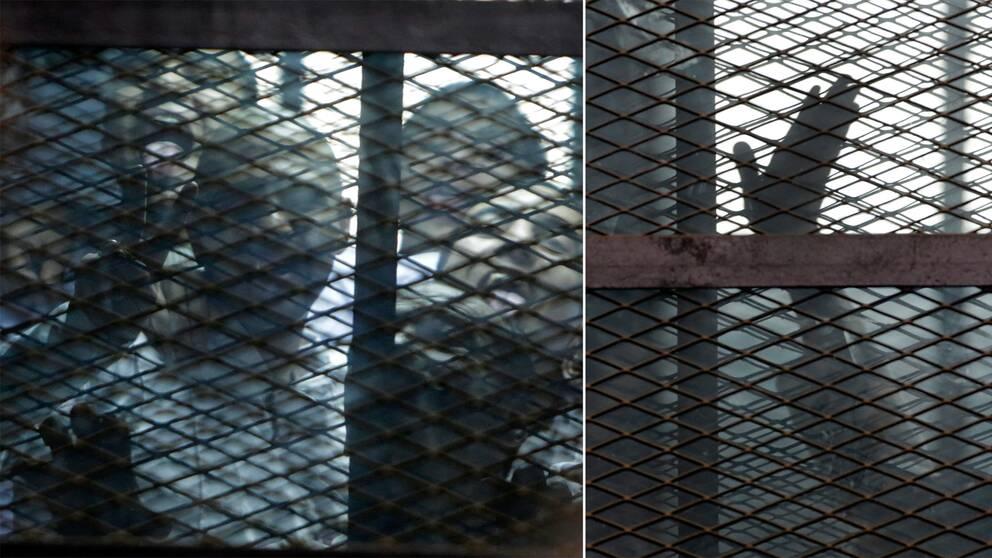 Egypten, fängelse