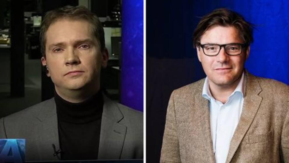 Jan Helin menar nu att intervjun med Nya Tiders chefredaktör Vávra Suk inte gick rätt till.