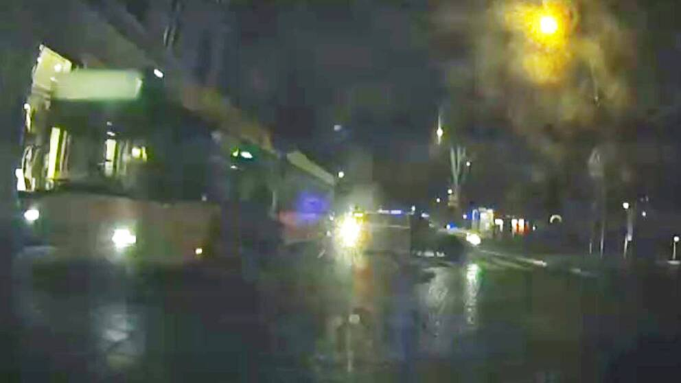 Bussolycka i Lund