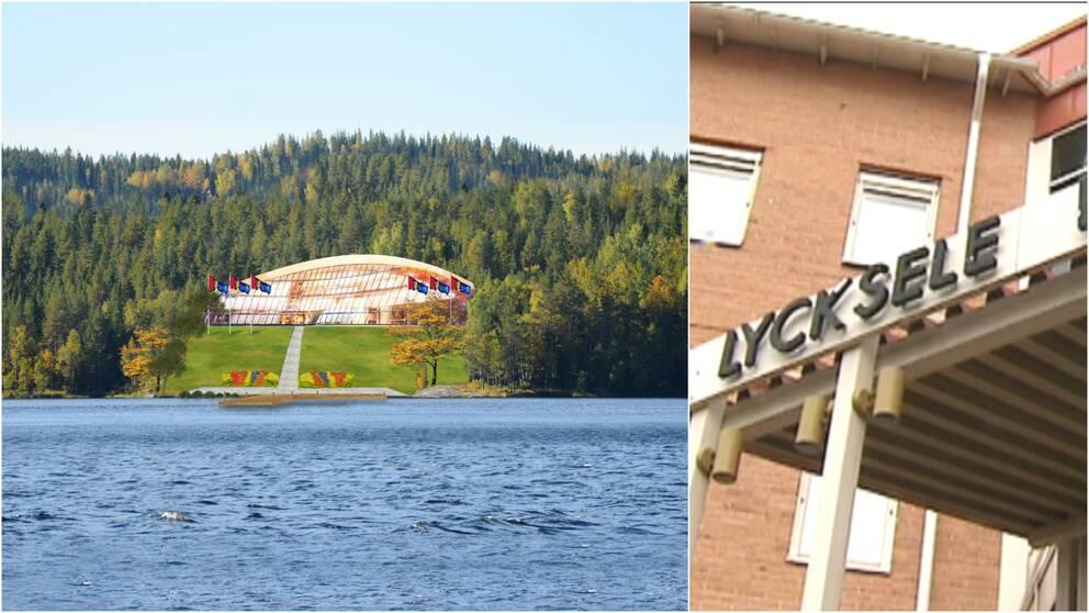 Förslag på samiskt parlament i Lycksele.