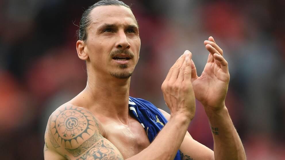 Zlatans mal vart manga miljoner
