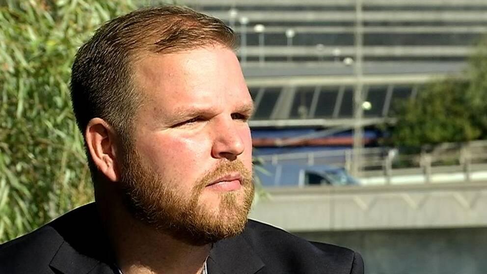 Jonas Claeson, byggeneral Stockholm