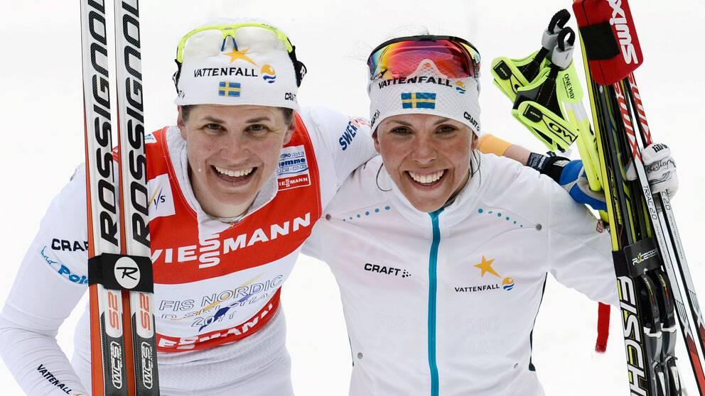 Återupplev Idas och Kallas guld från 2011