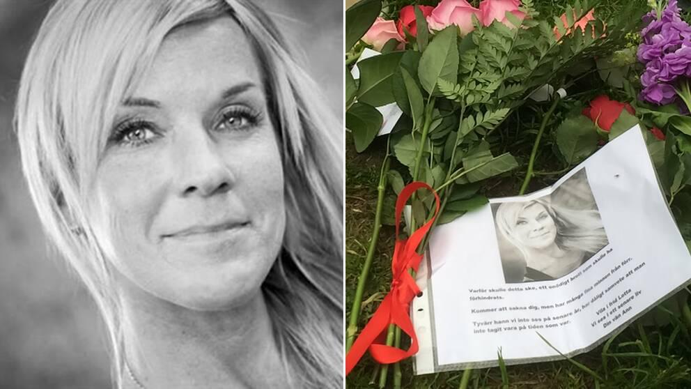 Lotta misshandlades till döds i Bromma.