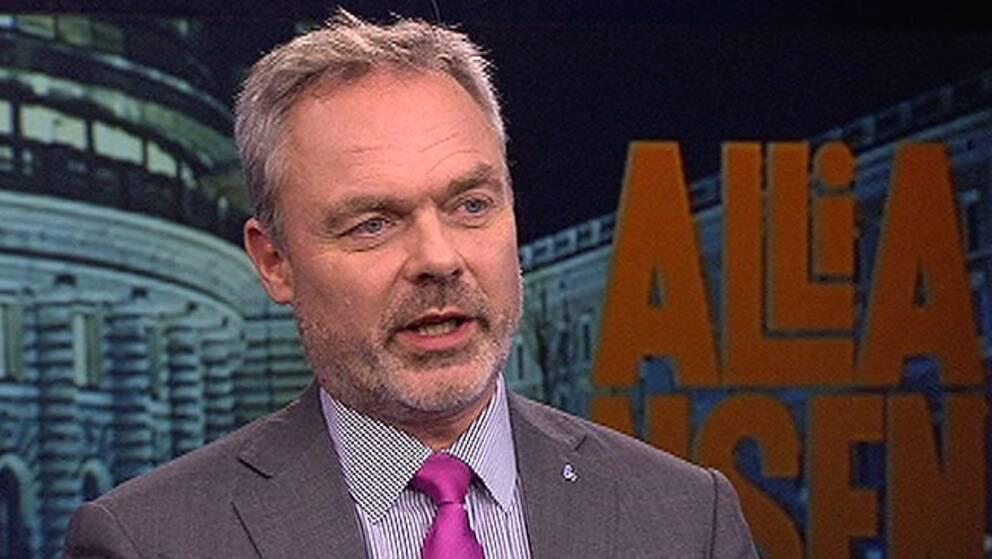 Jan Björklund, partiledare för Liberalerna