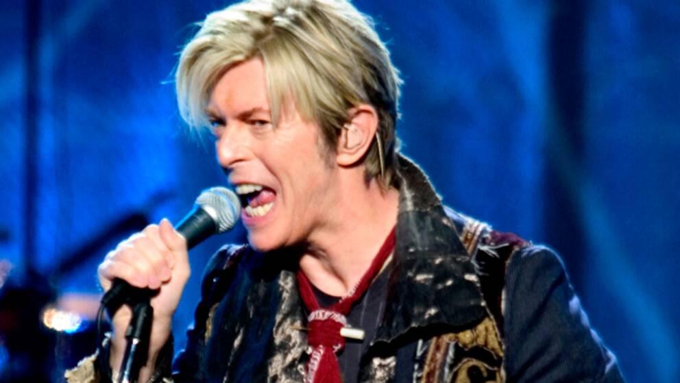 David Bowie. Foto: Ap/Scanpix