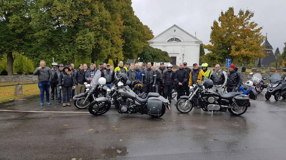 Bikers mot mobbing