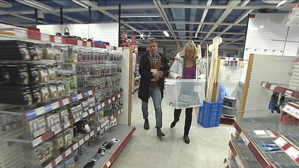 Tre dygn ska du klara dig om något händer. Göteborgs Stad vill nu att vi alla ska ha en krislåda hemma.