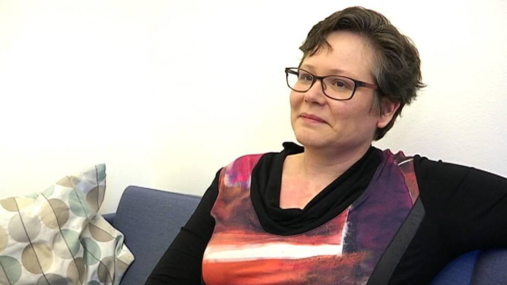Dolly Jørgensen, biträdande professor Luleå tekniska universitet
