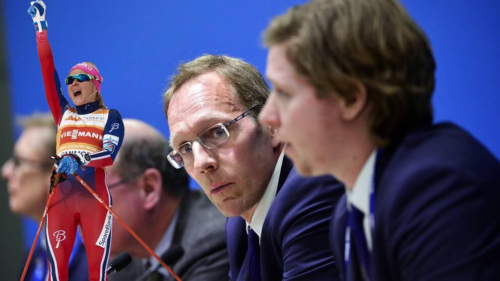 Björn Waldebäck OS Sotji Bäckström Johaug