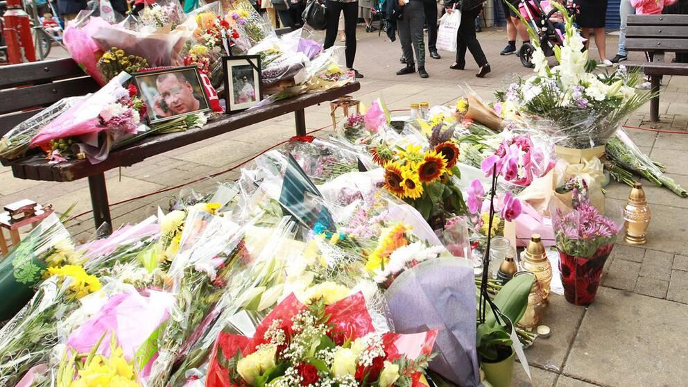40-årige Arkadiuz Jozwik misshandlades till döds i Harlow.
