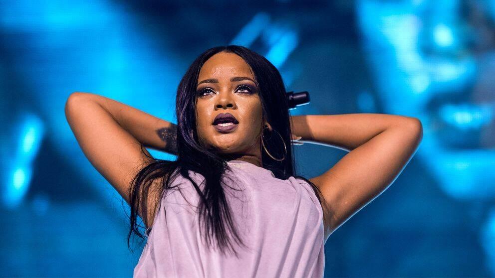 Rihanna, Tele2 Arena.