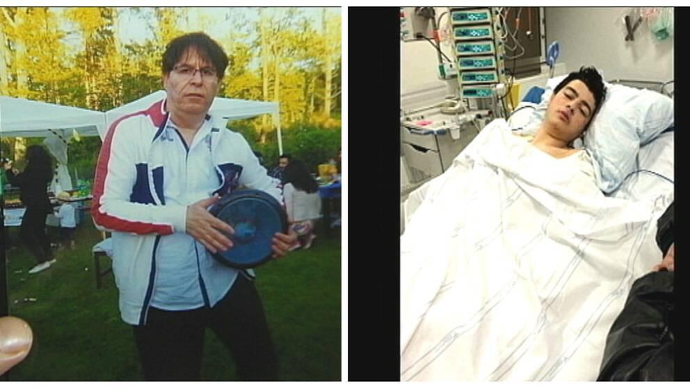 Läraren Nazir Amso avled sex veckor efter att han skadades i attacken. Eleven Wahed Kosa blev svårt skadad, men överlevde.