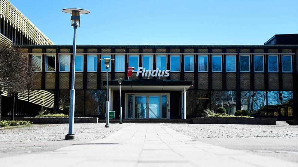 Findus i Bjuv