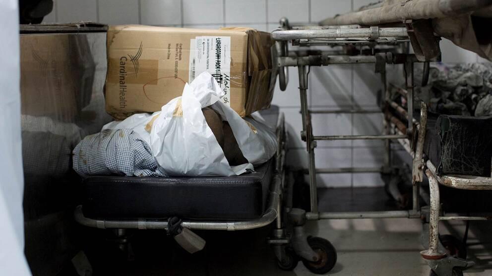 En som dödats i filipinernas drogkrig