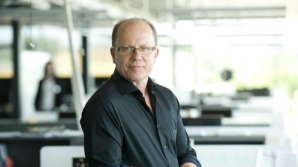 Nils Hanson, ansvarig utgivare Uppdrag granskning.