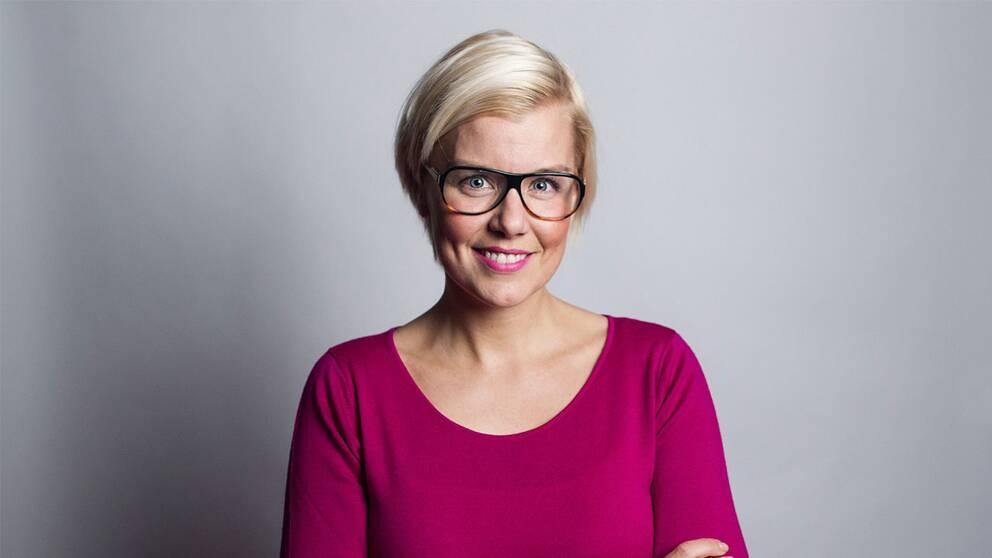 Sara Damber, ny skolchef i Båstad