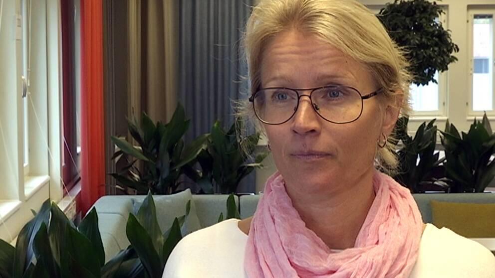 Karin Martinsson, integrationschef i Kungsbacka