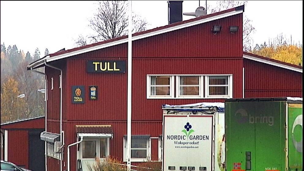 Tullstationen i Hån