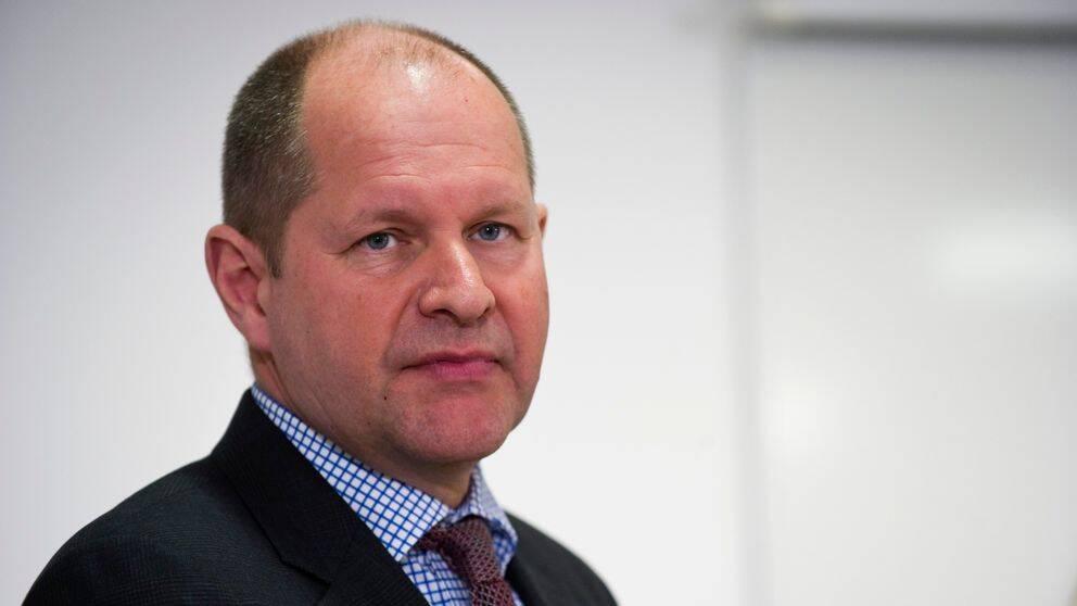 Dan Eliasson, tidigare generaldirektör för Försäkringskassan.