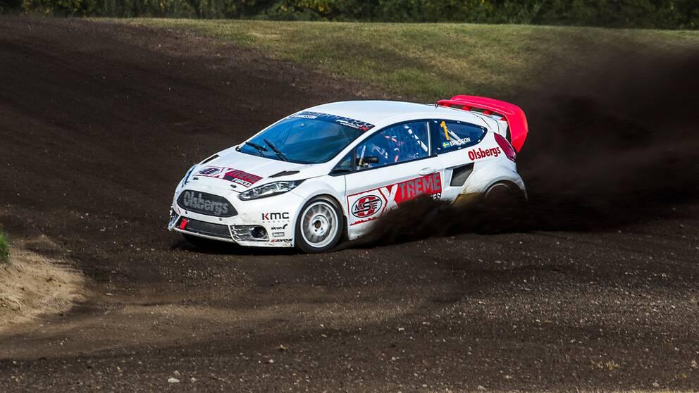 Rally X. Foto: STCC