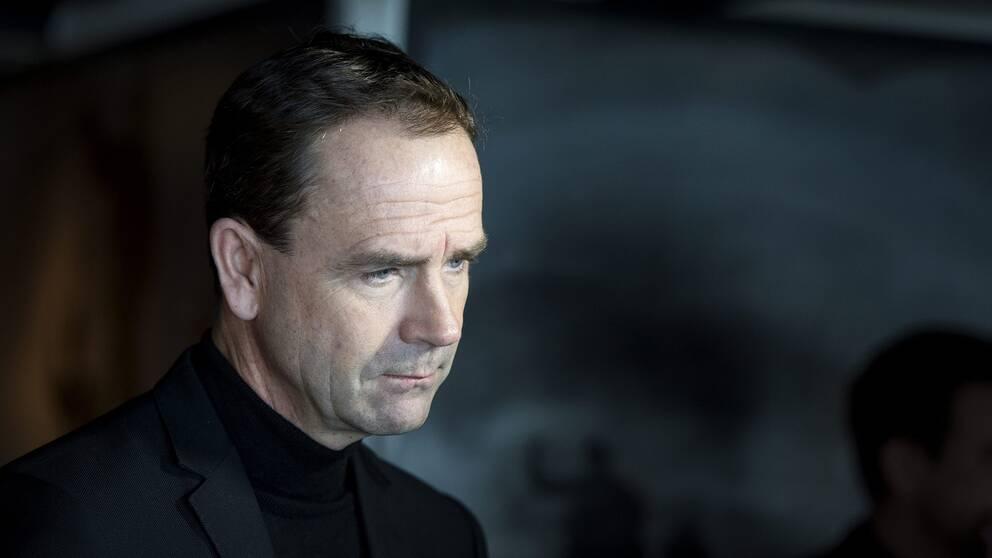 Allan Widman (L), ordförande i försvarsutkottet.